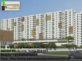 Panchsheel Premium present 2BHK Apartment at affordable price Call us 91 9560450435
