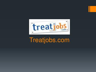 Jobs in Chennai - Freshers Walkins in Chennai - Recruitment - Treatjobs.com