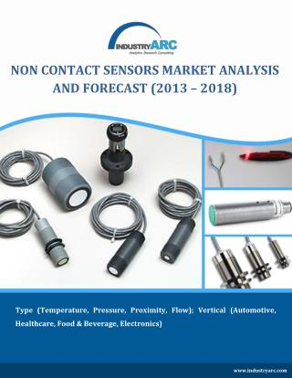 Global Non Contact Sensors Market