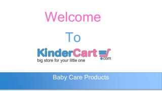 Baby Health Care Products