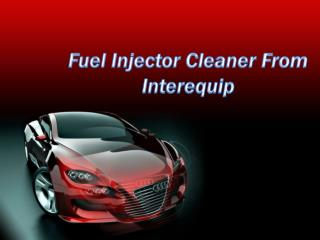 Best Fuel Injector Cleaner Australia