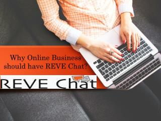 REVE Chat - Customer Service Software