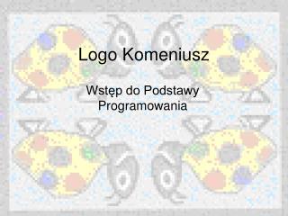 Logo Komeniusz
