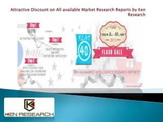 Attractive Discount on All available Market Research Reports by Ken Research