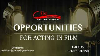 Best Acting Classes in Noida