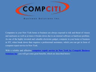 Managed Services in New York
