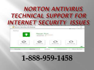 (1 888 959 1458))#Norton Antivirus tech support number