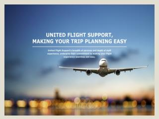 Flight Support Services in Cape Town
