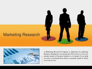 Why Marketing Research Important for Gathering Business