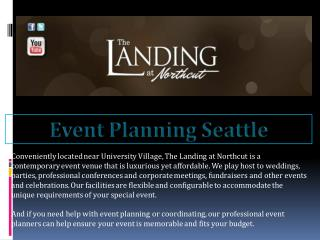 Event Planning Seattle