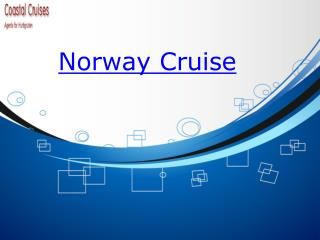 Norway coastal cruise