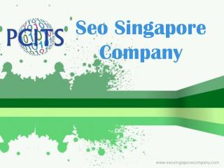 Web Design Singapore - SEO Singapore