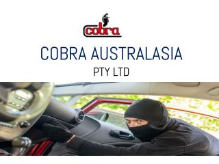 Reliable Car Protection in Sydney with Cobra Aust