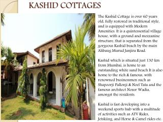 Kashid Cottages