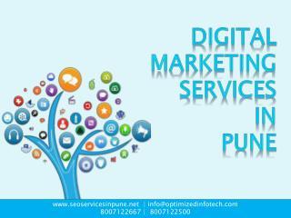 Digital Marketing Service Provider Company Pune India