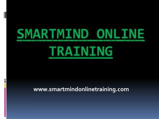 Smartmind Online Training Review | Smartmind Online Training Strategy