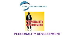 Personality Development By NewCareerShiksha