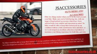 J&S Motorcycle Helmets