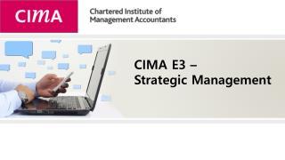 Cima E3 Practice Test