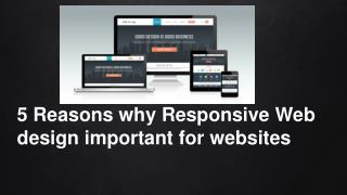 Responsive Webdesign Sydeny