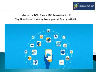 Maximize ROI of Your LMS Investment