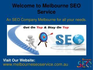 SEO Services Melbourne | SEO Consultant Melbourne | SEO Company Melbourne