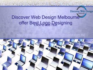 Discover Web Design Melbourne offer Best Logo Design