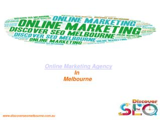Online Marketing Agency Melbourne