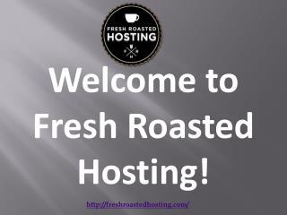 virtual private server provider - Fresh Roasted Hosting