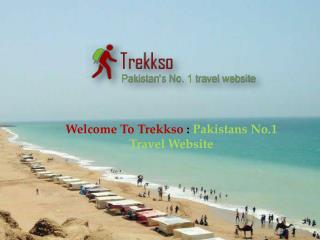 Trekkso Travel And Tours Pakistan - Explore Pakkistan At Its Best