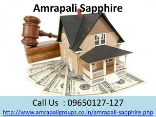 Amrapali Sapphire Luxrious Apartments