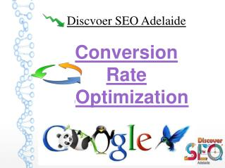 Conversion rate optimisation Adelaide