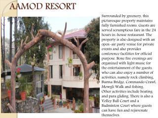 Aamod Resort