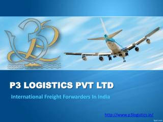 International Freight Forwarders In India