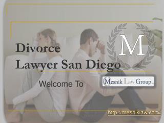 divorce lawyer san diego