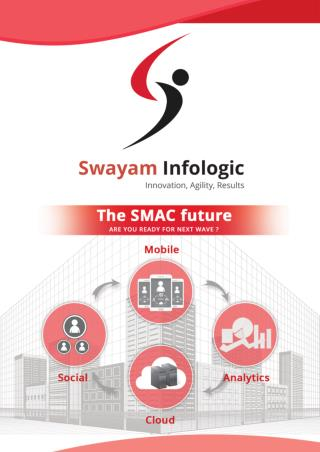 Swayam Infologic, Innovative Technology solution provider