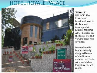 Hotel Royale Palace