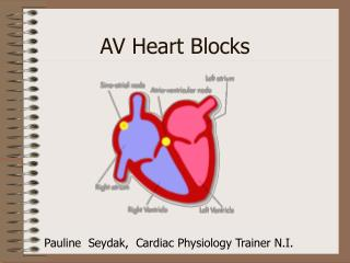 AV Heart Blocks
