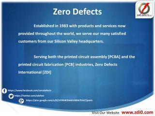PCB CAM - Zero Defects International, LLC
