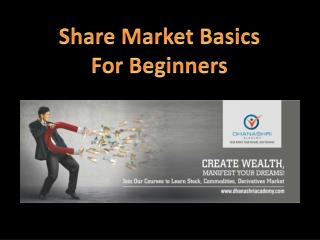 Basic Stock Market Trading Terms You Should Know