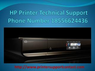 1-855-662-4436 - HP Printer Tech Support Number
