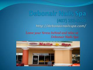 nails salon orlando