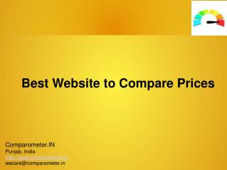 Compare and Find the Best Price
