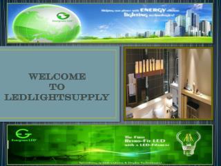 LED lighting - Evergreen LED