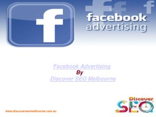 Facebook Advertising Services Melbourne