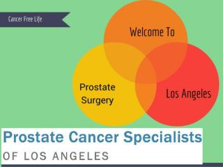 Prostate Cancer Robotic Surgery LA