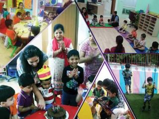 best pre & play schools in south Delhi