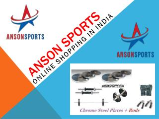 Buy online gym & fitness equipments in india