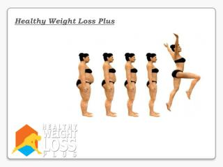 Weight Loss Supplement-Healthy Weight Loss Plus