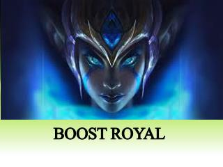 Hurry! Buy LOL Boost.